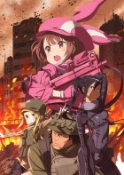 manga animé - Sword Art Online Alternative - Gun Gale Online