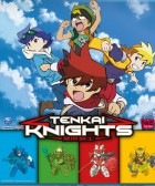 anime - Tenkai Knights