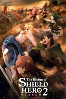 dessins animés mangas - The Rising of the Shield Hero - Saison 2