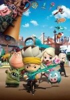 Snack World - On va Croquer du Méchant !