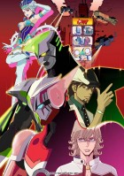 dessins animés mangas - Tiger & Bunny