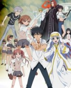 dessins animés mangas - A Certain Magical Index