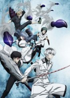 anime - Tokyo Ghoul : RE