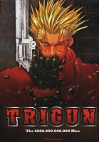 dessins animés mangas - Trigun