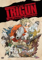 anime manga - Trigun - Badlands Rumble