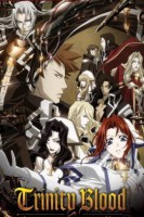 dessins animés mangas - Trinity Blood