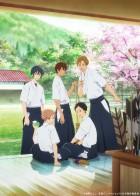 import animé - Tsurune - Kazemai High School Japanese Archery Club