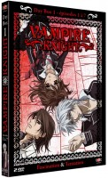 anime manga - Vampire Knight