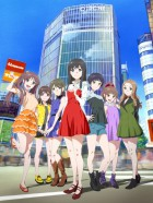dessins animés mangas - Wake up girls! - Film 2015