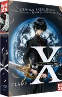 Serie anime - X - Clamp - TV