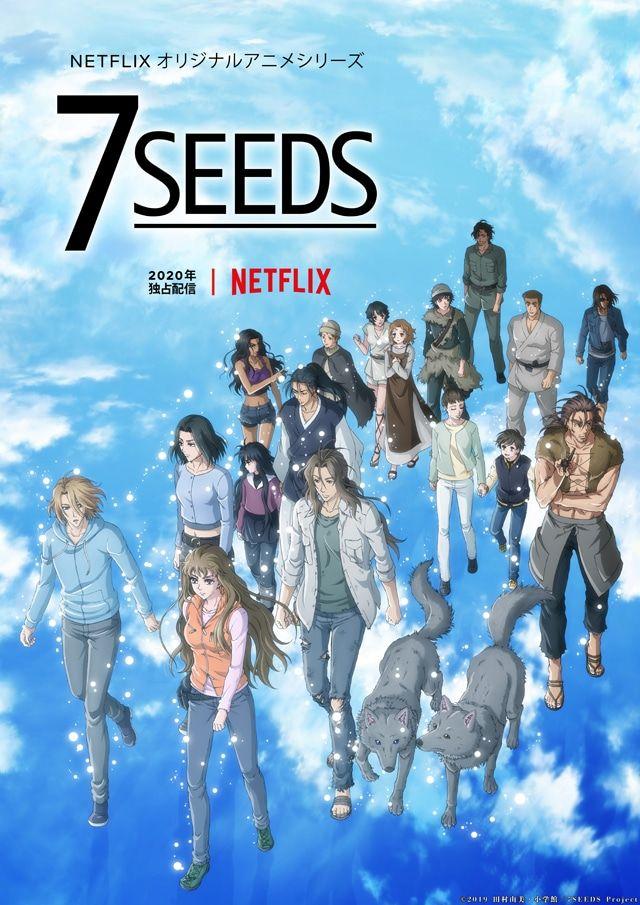 Une saison 2 pour 7SEEDS, 23 Octobre 2019 - Manga news
