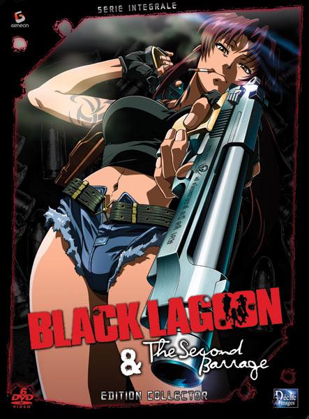 Black Lagoon - The Second Barrage