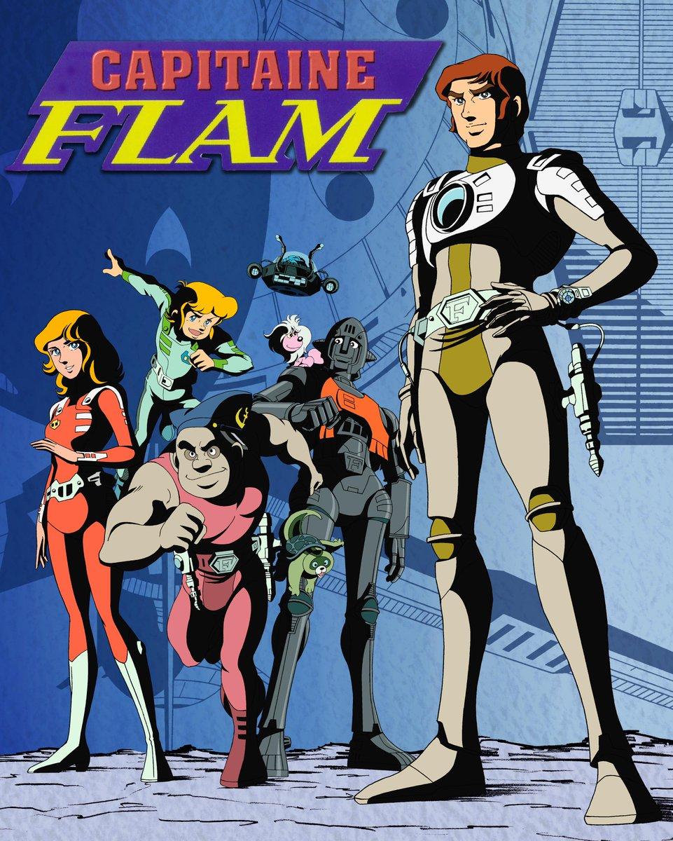 capitaine flam episode 8