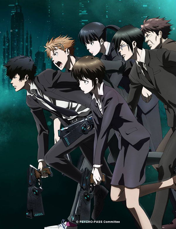 Psycho-Pass - Extended Edition