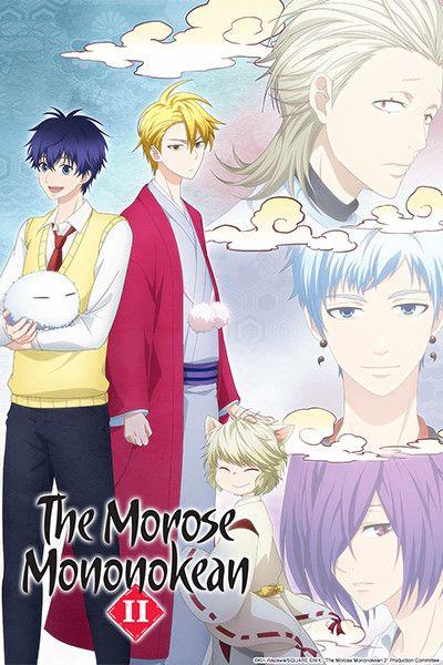 The Morose Mononokean - Saison 2