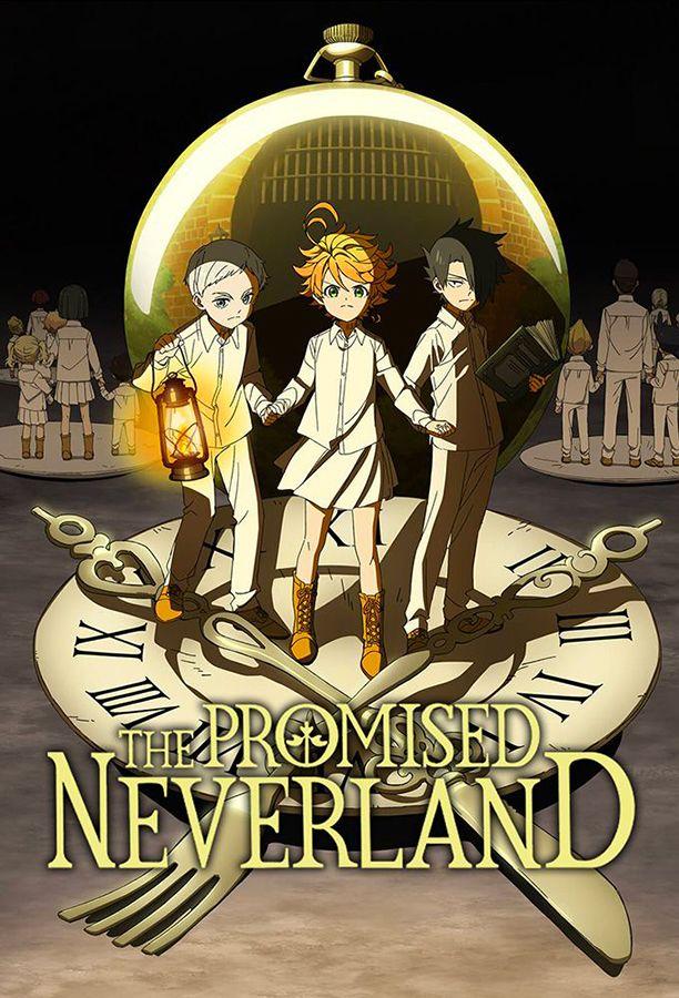 The Promised Neverland The_Promised_Neverland-affiche-vf