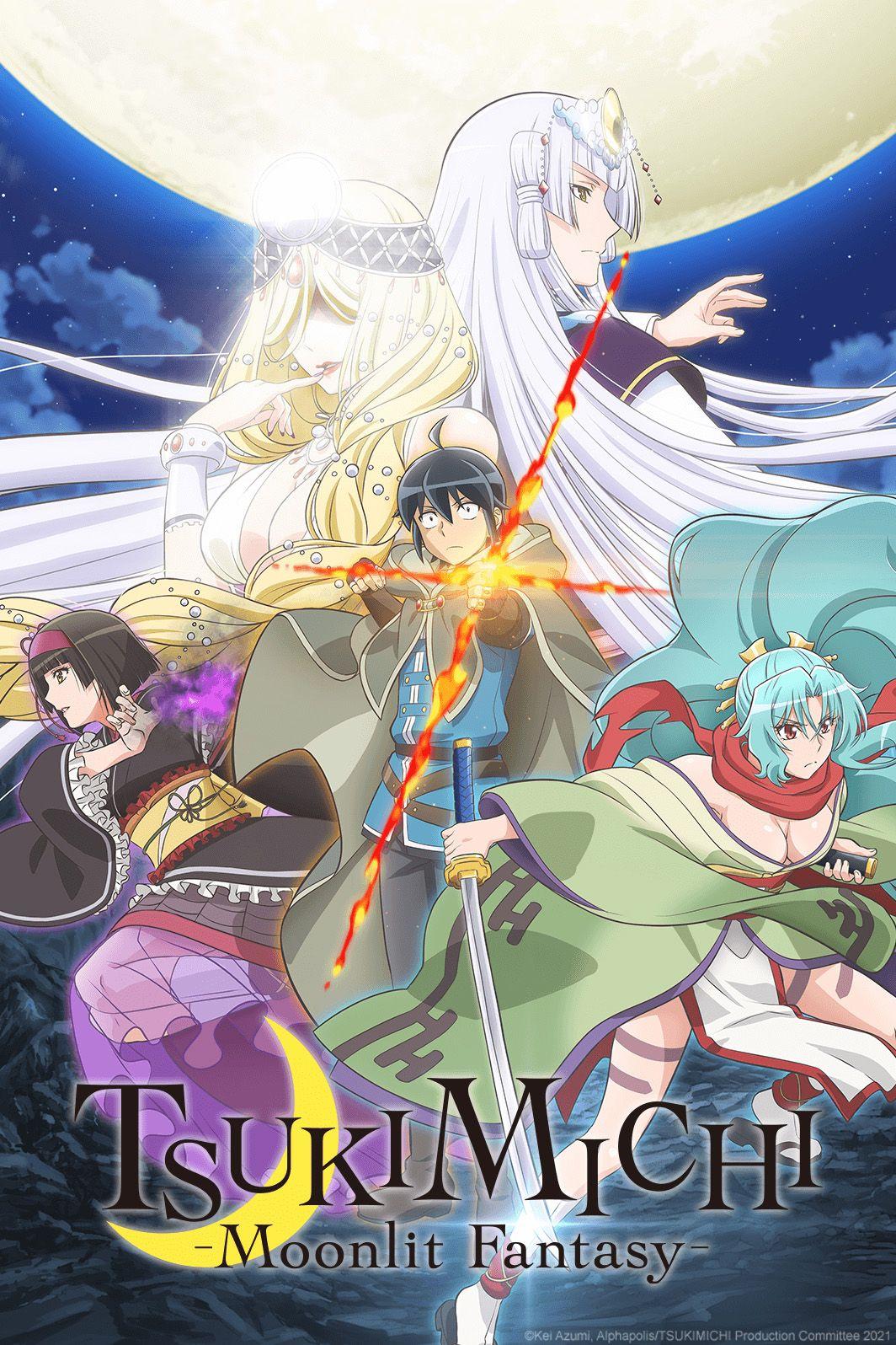 Tsukimichi - Moonlit Fantasy