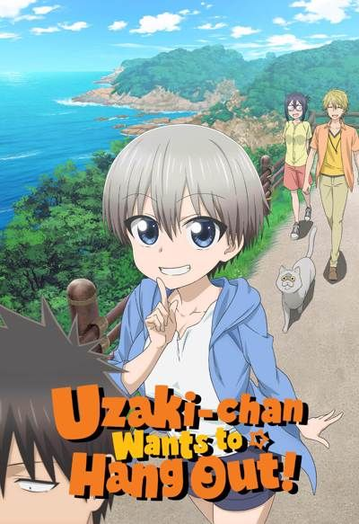 Uzaki-chan Wants to Hang Out