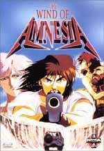 The wind of amnesia affiche