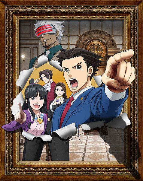 Ace Attorney - Saison 2