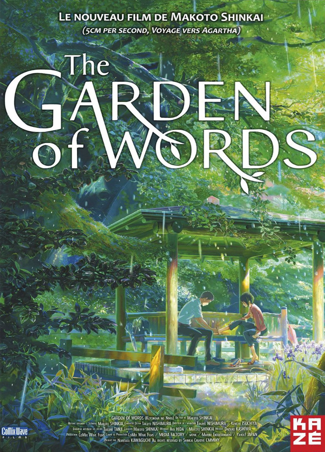 Les animés movies du gamopat - Page 3 Affiche-The-Garden-of-Words