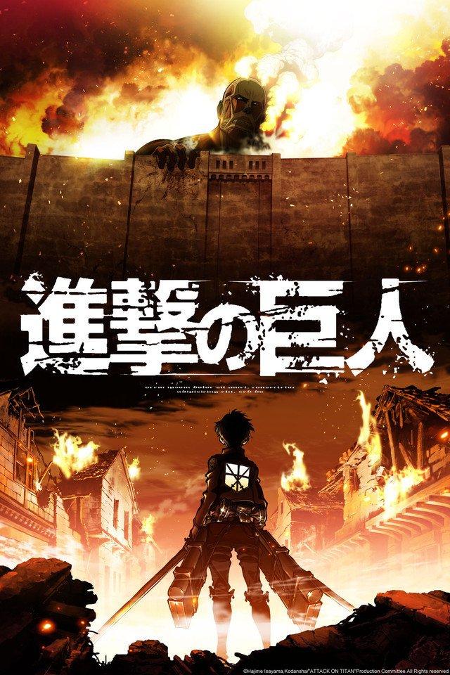 L'Attaque Des Titans - Page 2 Attaque-des-titans-anime-affiche