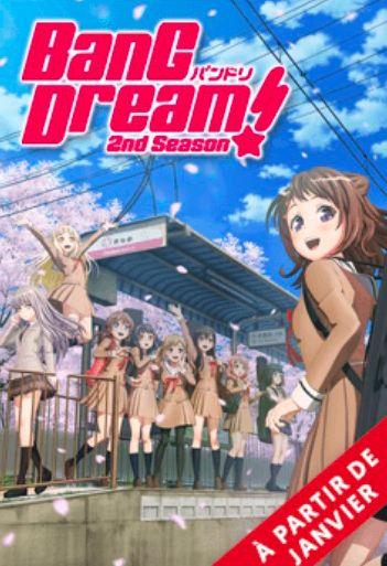 BanG Dream ! - Saison 2
