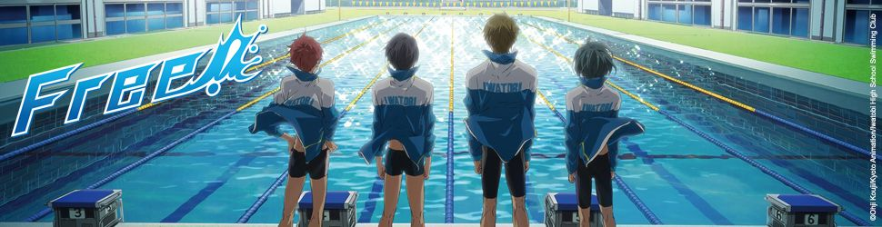 Free! Eternal Summer - Anime