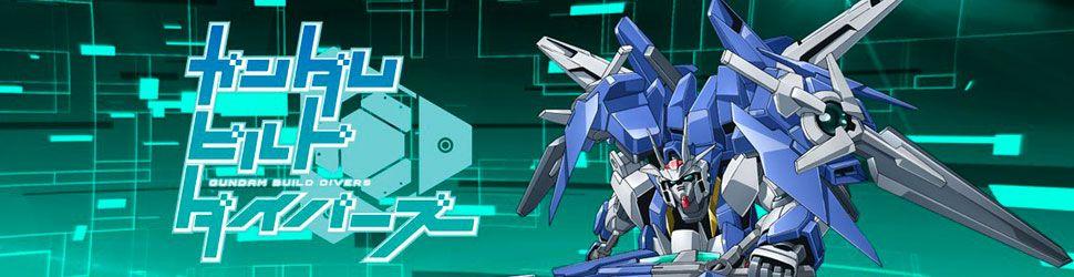 Gundam Build Divers - Anime