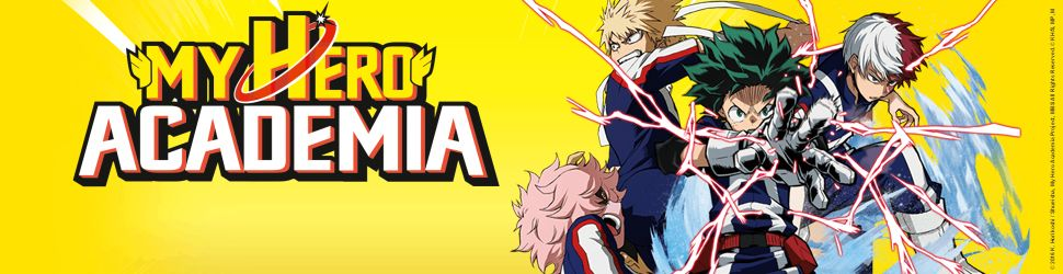 My Hero Academia - Saison 2 - Anime
