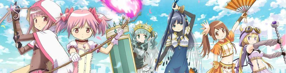 Magia Record - Puella Magi Madoka Magica Side Story - Anime