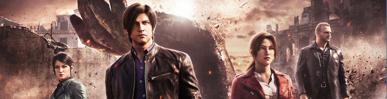 Resident Evil - Infinite Darkness - Anime