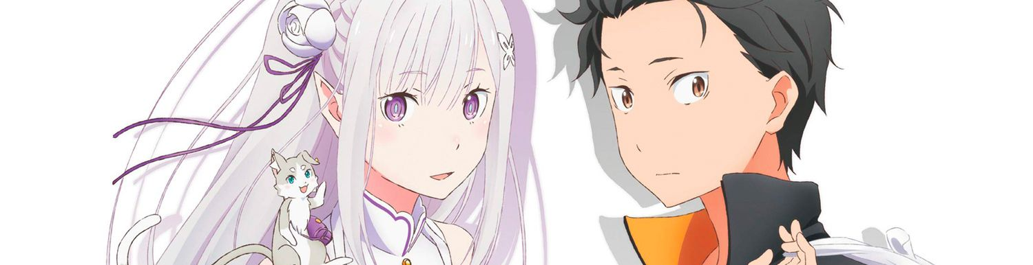 Re:Zero - Starting life in another world - Saison 1 - Anime
