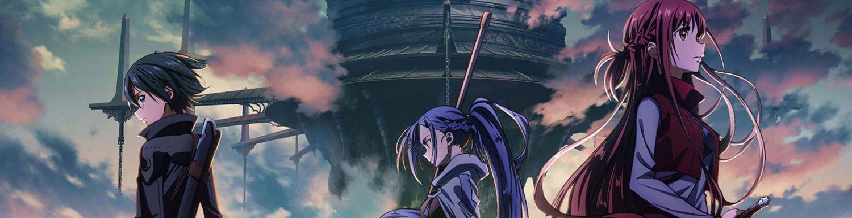 Sword Art Online Progressive - Aria of a Starless Night - Anime