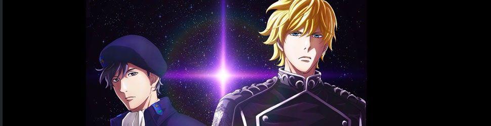 Héros de la Galaxie (les) - Die Neue These - Saison 1 - Anime