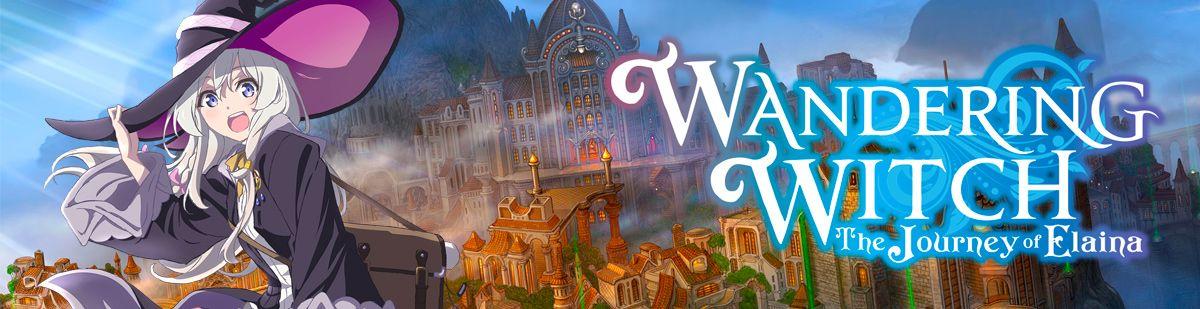 Wandering Witch - The Journey of Elaina - Anime