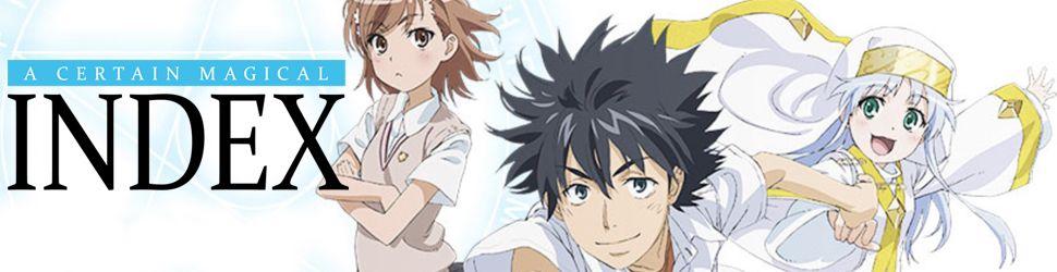 A Certain Magical Index II - Anime