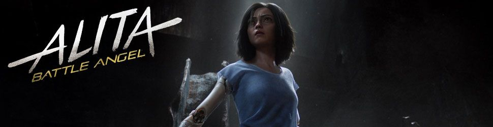 Alita - Battle Angel - Anime
