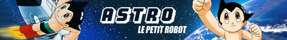 Astro Le Petit Robot - Anime