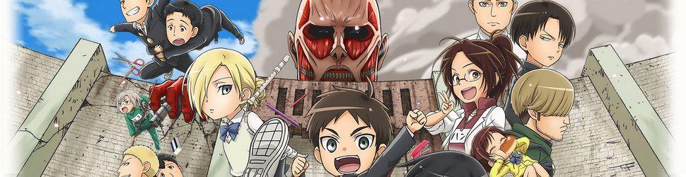 Attaque des Titans - Junior High School (l') - Anime