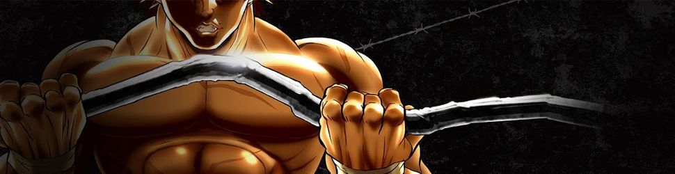 New Grappler Baki - Anime