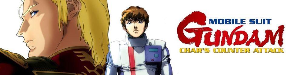 Mobile Suit Gundam - Char Contre-Attaque - Anime