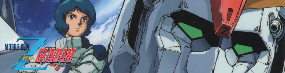 Mobile Suit Zeta Gundam - Anime