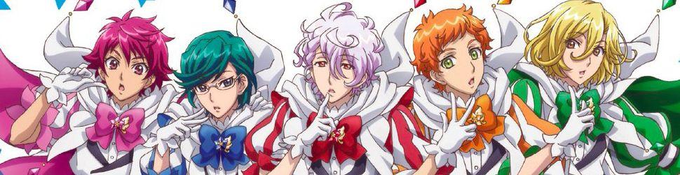 Cute High Earth Defense Club - Binan Kôkô Chikyû Bôei-bu HAPPY KISS - Anime