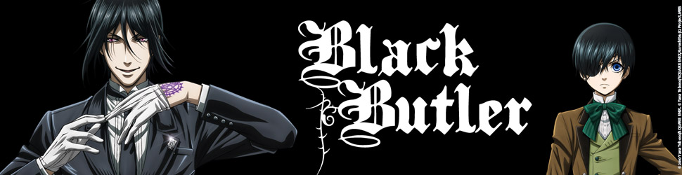 Black Butler - Anime