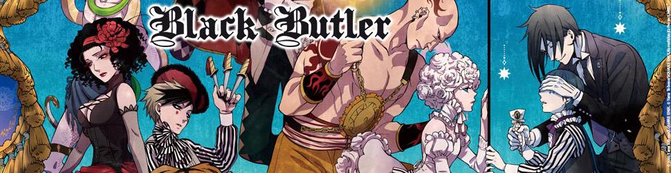 Black Butler - Book of Circus - Anime