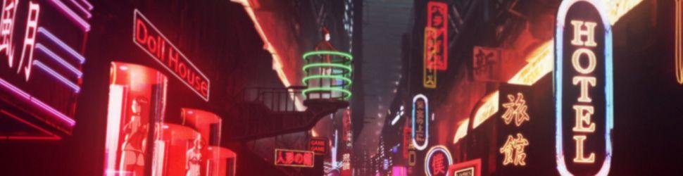 Blade Runner Black Out 2022 - Anime