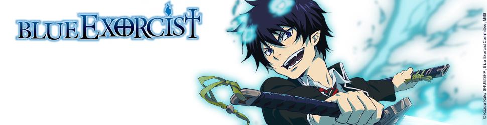 Blue Exorcist - Anime