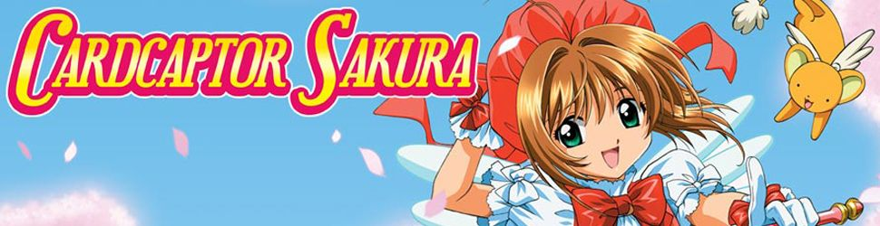 Card Captor Sakura - Anime