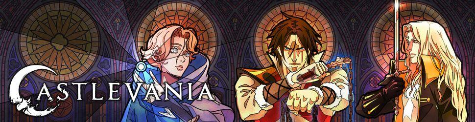 Castlevania - Saison 1 - Anime